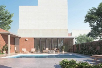 Ref. 1292 - Excellent new construction flat
