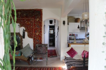 Ref. 3217 - Flat in a 72m2 tower with large private garden