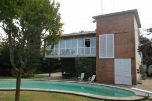 Ref. 912 - Single Family House of 528 m2 in plot of 1856m2 on the best zone of Sant Cugat